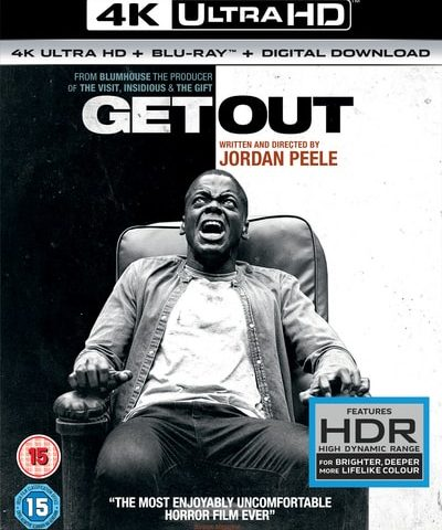 Get Out 4K 2017 Ultra HD 2160p