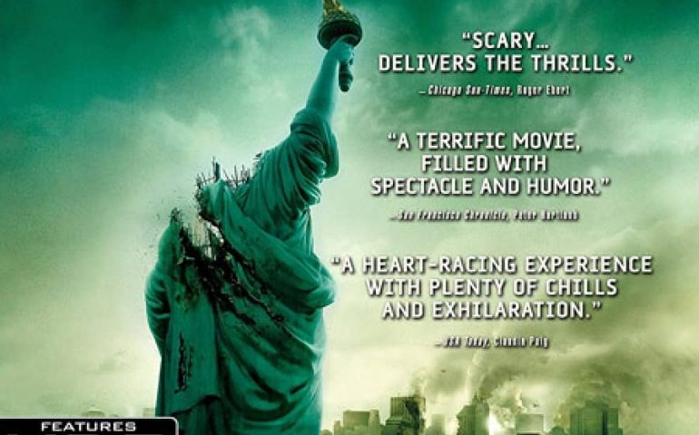 Cloverfield 4K 2008 Ultra HD 2160p