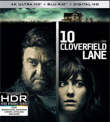 10 Cloverfield Lane 4K 2016 Ultra HD 2160p