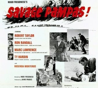 Savage Pampas 4K 1966 Ultra HD 2160p