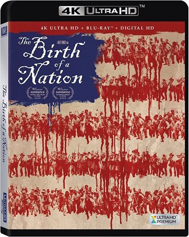 The Birth of a Nation 4K 2016 Ultra HD 2160p