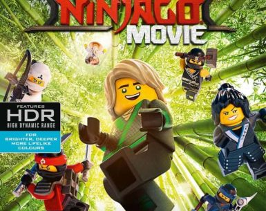 The LEGO Ninjago Movie 4K 2017 Ultra HD 2160p