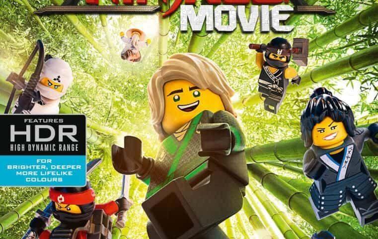 The LEGO Ninjago Movie 4K 2017 Ultra HD 2160p