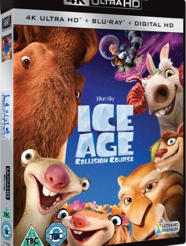 Ice Age Collision Course 4K 2016 Ultra HD 2160p