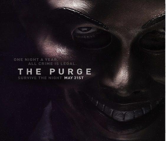 The Purge 4K 2013 Ultra HD 2160p