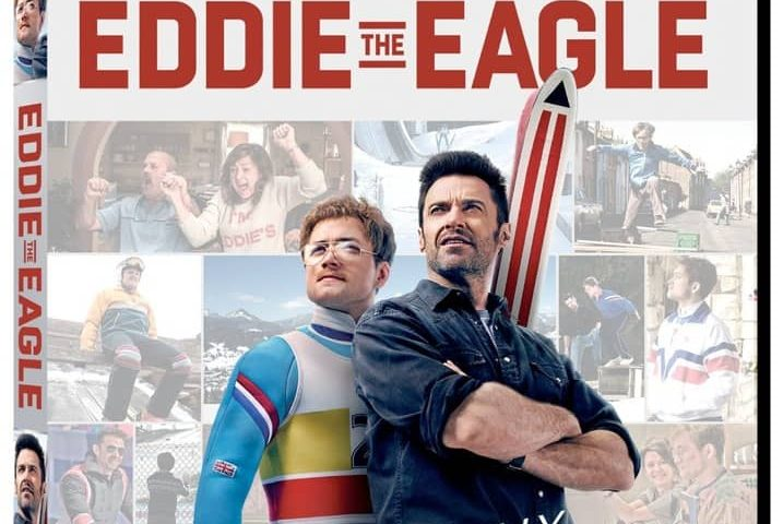 Eddie the Eagle 4K 2016 Ultra HD 2160p