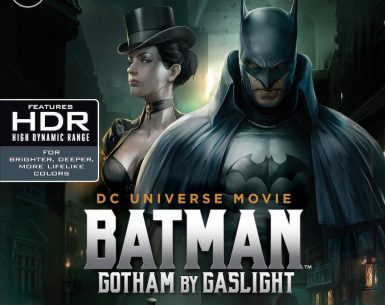 Batman Gotham by Gaslight 4K 2018 Ultra HD 2160p