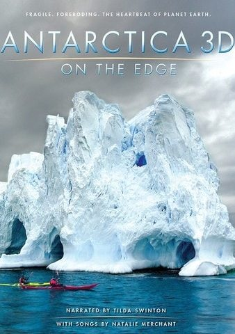 Antarctica 3D: On the Edge 4K 2014 Ultra HD 2160p