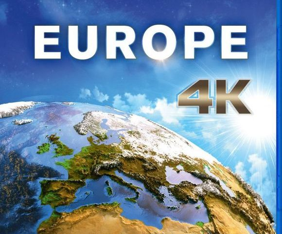 Europe 4K 2015 Ultra HD 2160p