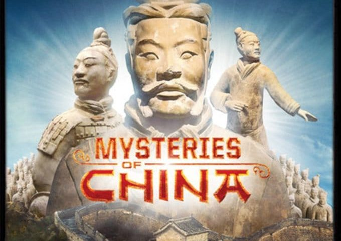 Mysteries of Ancient China 4K 2016 Ultra HD 2160p