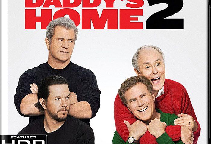 Daddy's Home 2 4K 2017 Ultra HD 2160p