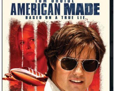 American Made 4K 2017 Ultra HD 2160p