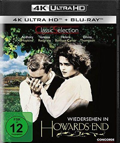 Howards End 4K 1992 Ultra HD 2160p