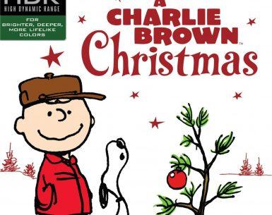 A Charlie Brown Christmas 4K 1965 Ultra HD 2160p