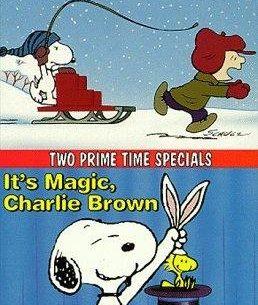It's Magic, Charlie Brown 4K 1981 Ultra HD 2160p