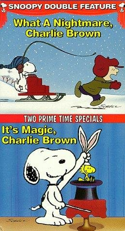 It's Magic, Charlie Brown 4K 1981 Ultra HD 2160p