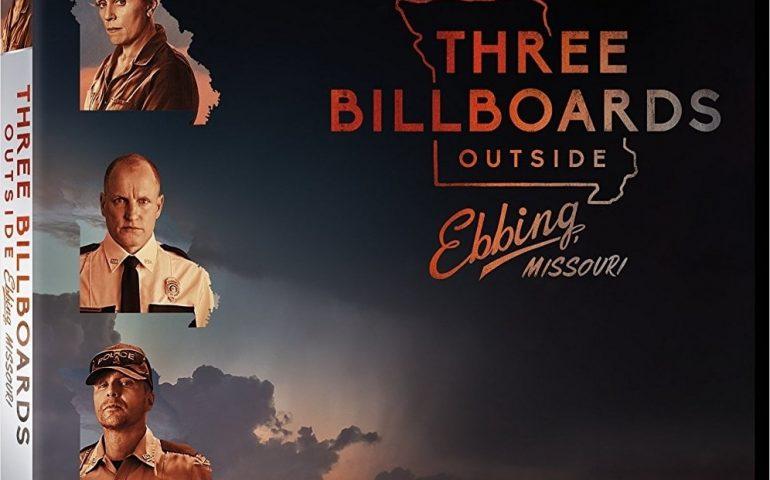 Three Billboards Outside Ebbing, Missouri 4K Ultra HD 2160p
