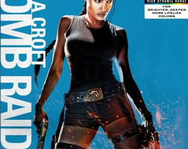 Lara Croft Tomb Raider 4K 2001 Ultra HD 2160p