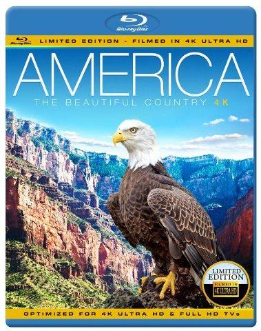 America - The Beautiful Country 4K 2013 Ultra HD 2160p
