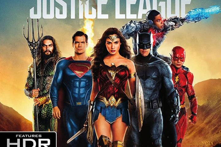 Justice League 4K 2017 Ultra HD 2160p
