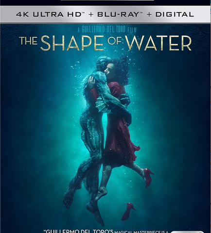 The Shape of Water 4K 2017 Ultra HD 2160p