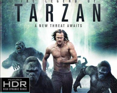 The Legend of Tarzan 4K 2016 Ultra HD 2160p