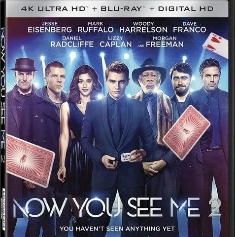 Now You See Me 2 4K 2016 Ultra HD 2160p