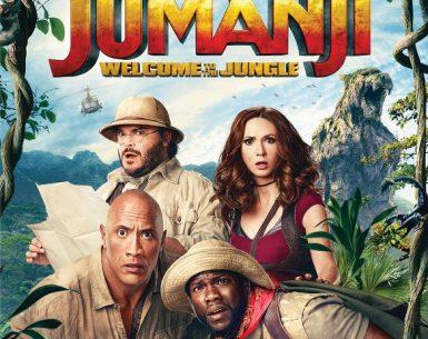 Jumanji: Welcome to the Jungle 4K 2017 Ultra HD 2160p
