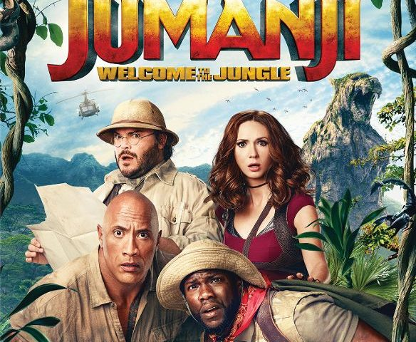 Jumanji: Welcome to the Jungle 4K 2017 Ultra HD 2160p