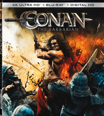 Conan the Barbarian 4K 2011 Ultra HD 2160p