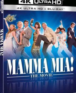 Mamma Mia! 4K 2008 Ultra HD 2160p