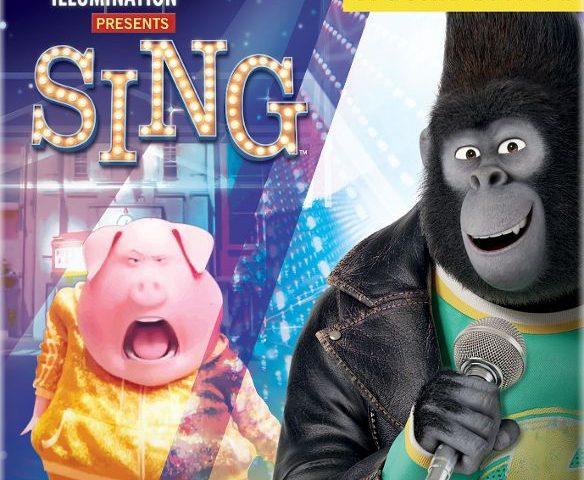 Sing 4K 2016 Ultra HD 2160p