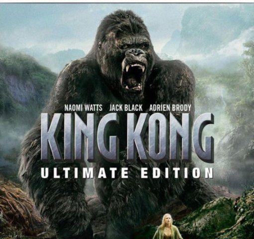 King Kong 4K 2005 Ultra HD 2160p