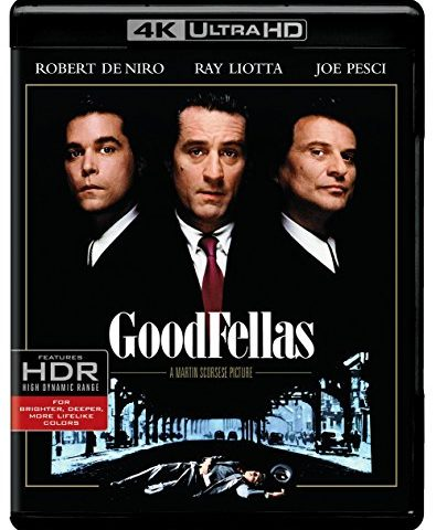 Goodfellas 4K 1990 Ultra HD 2160p