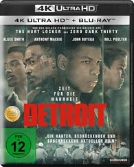 Detroit 4K 2017 Ultra HD 2160p