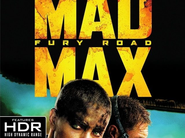 Mad Max: Fury Road 4K 2015 Ultra HD 2160p