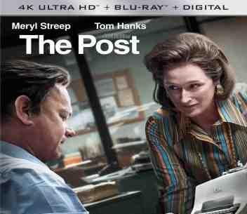 The Post 4K 2017 Ultra HD 2160p