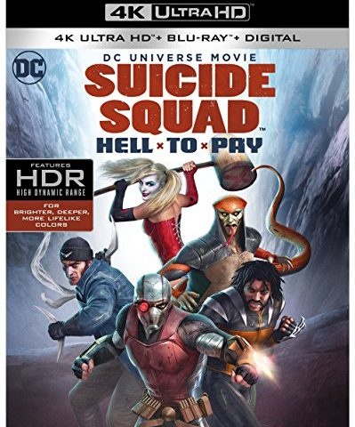Suicide Squad: Hell to Pay 4K 2018 Ultra HD 2160p