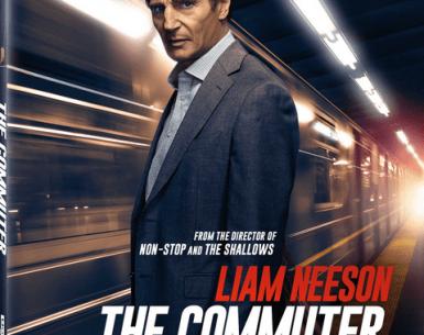 The Commuter 4K Blu-ray 2018 Ultra HD 2160p