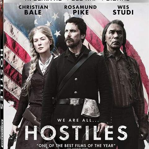 Hostiles 4K 2017 Ultra HD 2160p