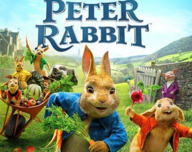 Peter Rabbit 4K 2018 Ultra HD