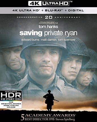 Saving Private Ryan 4K 1998 Ultra HD 2160p