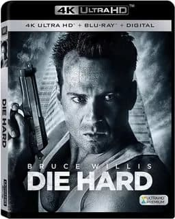 Die Hard 4K 1988 Ultra HD 2160p