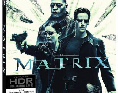 The Matrix 4K 1999 Ultra HD 2160p