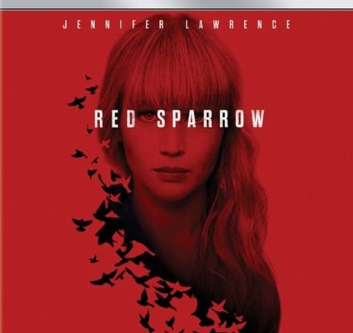 Red Sparrow 4K 2018 Ultra HD 2160p