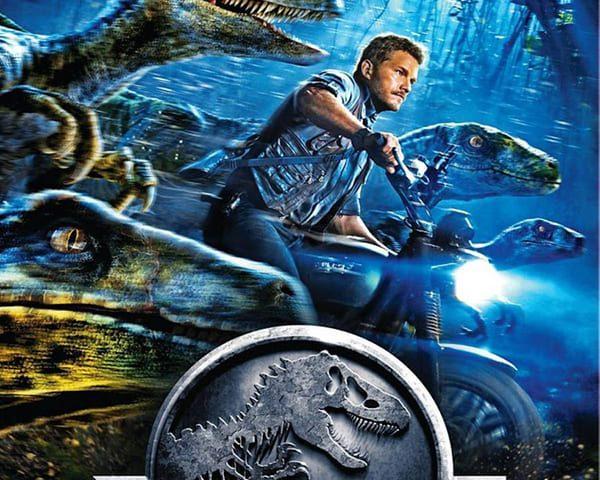 Jurassic World 4K 2015 Ultra HD 2160p