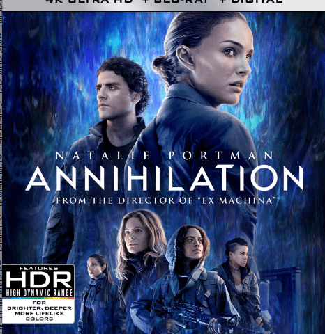 Annihilation 4K 2018 Ultra HD 2160p