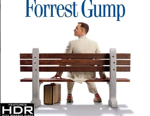 Forrest Gump 4K 1994 Ultra HD 2160p