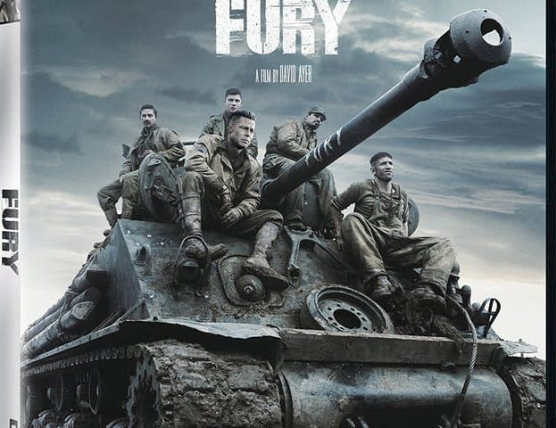 Fury 4K 2014 Ultra HD 2160p