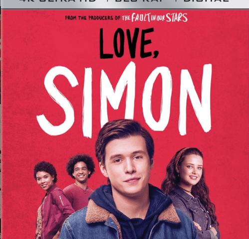 Love, Simon 4K 2018 Ultra HD 2160